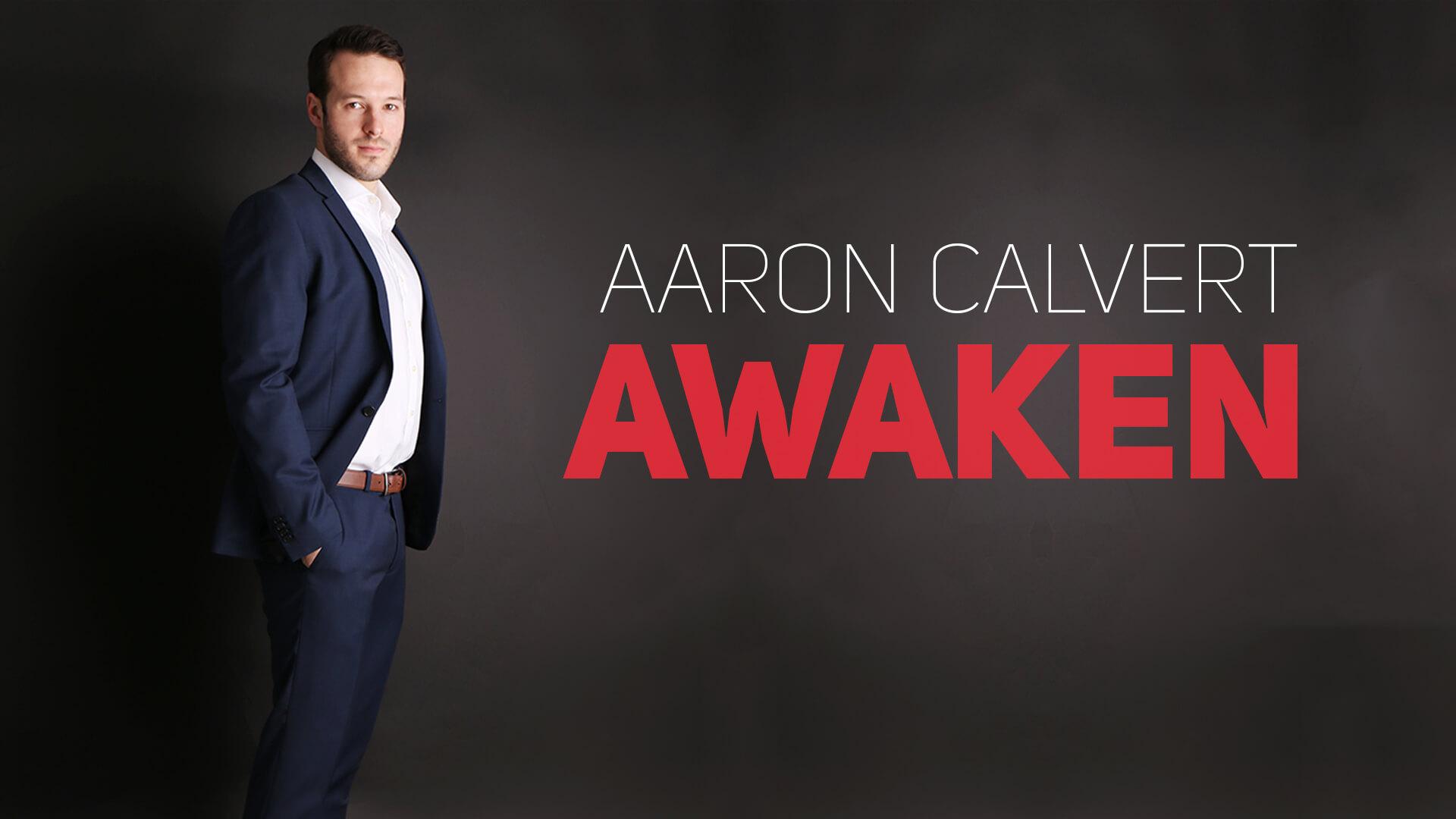 Aaron Calvert AWAKEN Edinburgh Fringe Festival Magic Preview